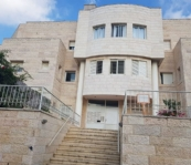 Four Room Apartment in Mekor Chaim