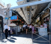Storage Unit Rental Near Machane Yehudah Shuk