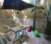 Two Room Apartment with Gallery for Sale in Musrara, Jerusalem