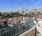 Five Room Apartment for Sale in Nachlaot, Jerusalem
