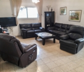 Garden Apartment, Excellent location in Old Katamon, Jerusalem