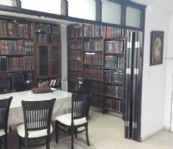 Large Bright Apartment for Sale - Shmuel HaNavi, Jerusalem