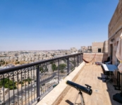 Huge Penthouse with Rental Units for Sale in Romema, Jerusalem