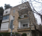 3 Room Renovated Apartment for Rent, Metodela St, Rechavia, Jerusalem!